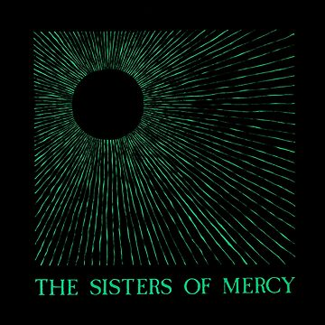 The sisters of mercy temple of love gothic rock 80s music by Alessandra-C