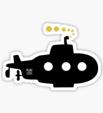 SUBMARINE by KAI Copenhagen Sticker