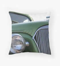 Emerald Beauty Throw Pillow