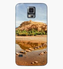 Panorama of famous Ait Benhaddou, Morocco  Case/Skin for Samsung Galaxy