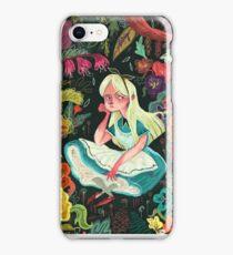 Alice in Wonder iPhone Case/Skin