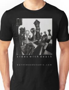 sides with death T-Shirt