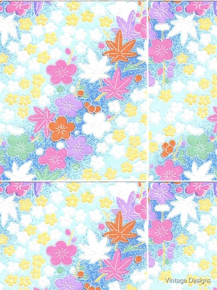 Pretty flower pattern by Geekimpact