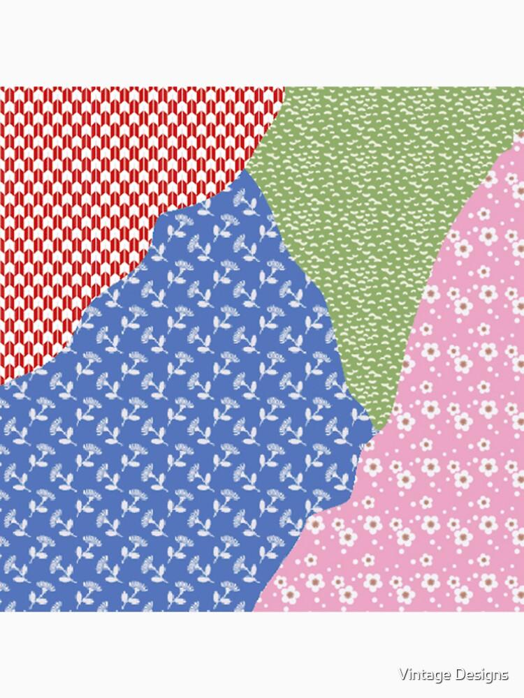 Vintage pattern by Geekimpact