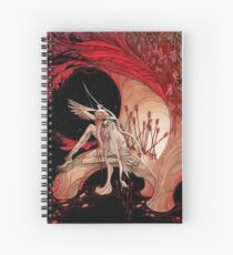 Huntress Spiral Notebook