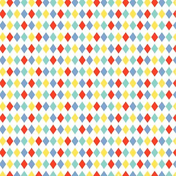 Vintage cool spotted pattern by Geekimpact