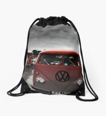 VW Show N Shine Split Screens Drawstring Bag