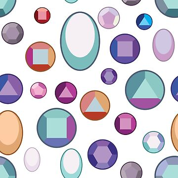 Gemstones by IamSare