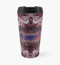 D1G1TAL-M00DZ ~ GALLIMAUFRY ~ Sunset by tasmanianartist Travel Mug