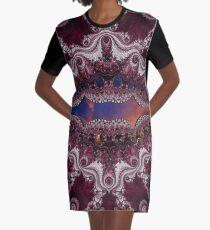 D1G1TAL-M00DZ ~ GALLIMAUFRY ~ Sunset by tasmanianartist Graphic T-Shirt Dress