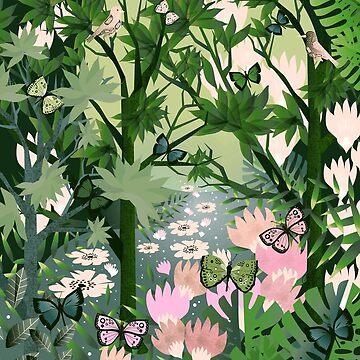 Greenery by elenor27