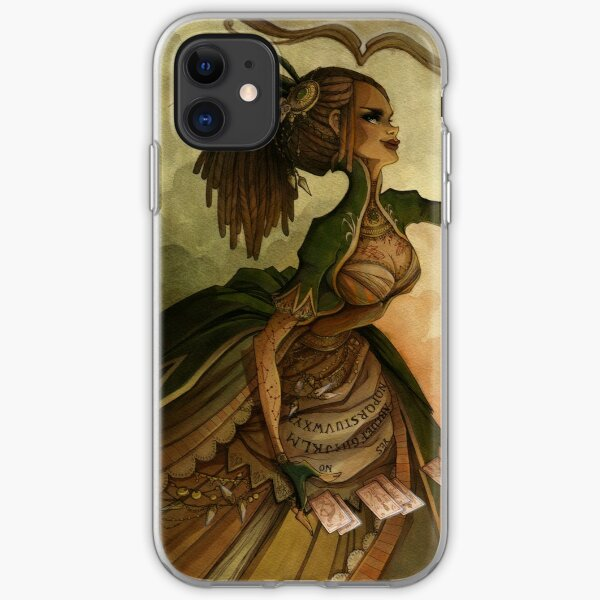 The Fortune Teller iPhone Soft Case