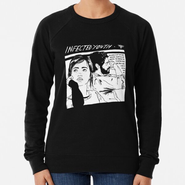 Infected Youth Lightweight Sweatshirt