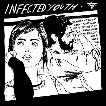 Infected Youth by rustenico