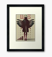 dolly go to heaven Framed Print