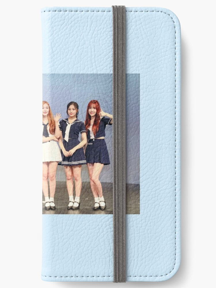 size 40 979a3 18c44 'Japanese Gfriend;' iPhone Wallet by tine's soul