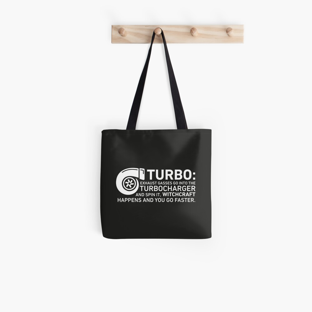 Turbo Witchcraft - Jeremy Clarkson Tote Bag