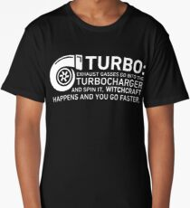 Turbo Witchcraft - Jeremy Clarkson Long T-Shirt