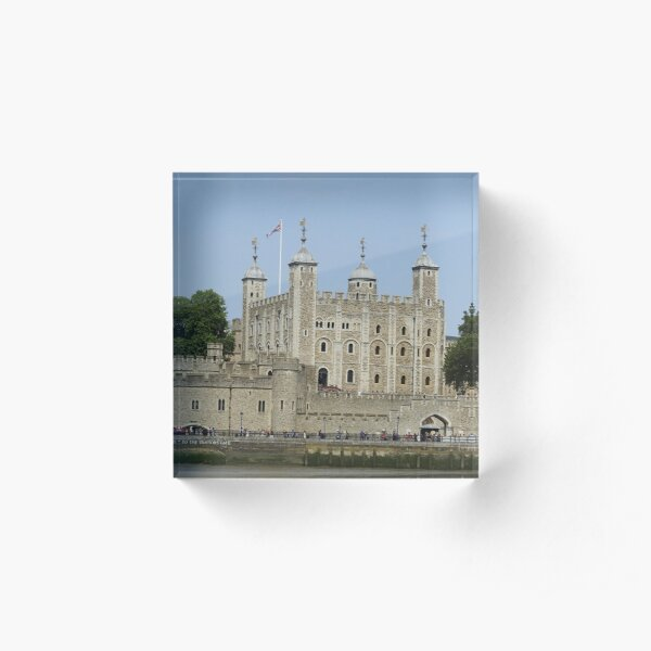 Tower of London  Acrylic Block
