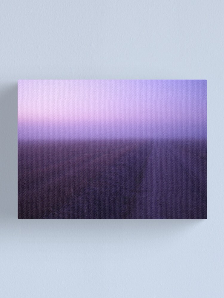 Alternate view of Road to Nowhere Canvas Print