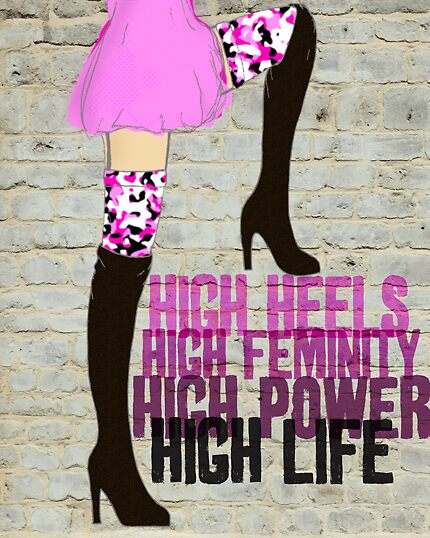 High Heels by PixelWildChild