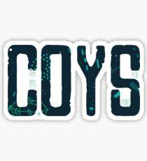 COYS Sticker
