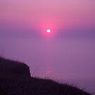 Purple Sea of Oblivion by Anthropolog
