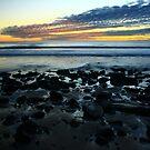 Godfrey beach dawn by phillip wise