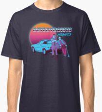 Detectorists Nights Classic T-Shirt
