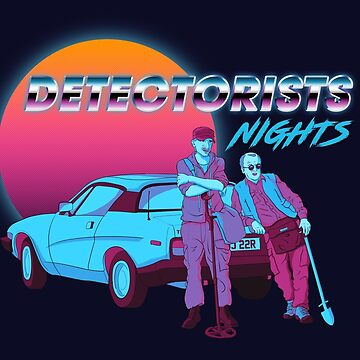 Detectorists Nights by wo0ze