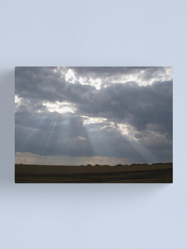 Alternate view of Trinity Canvas Print