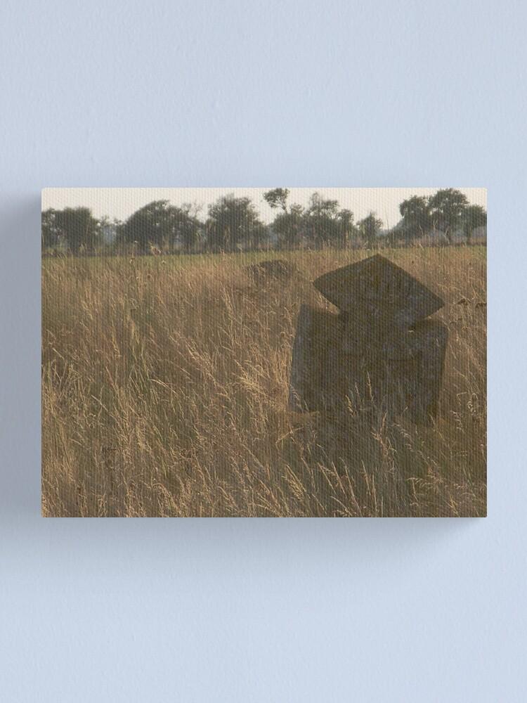 Alternate view of Memento Mori Canvas Print