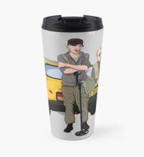 Detectorists - Lance & Andy - DMDC Travel Mug