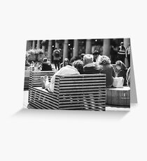 COVENT GARDEN, LONDON - 2018 Greeting Card