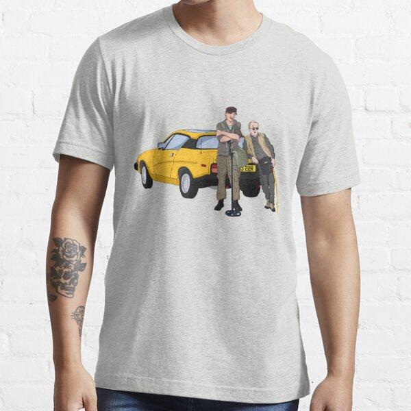 Detectorists - Lance & Andy - DMDC Essential T-Shirt
