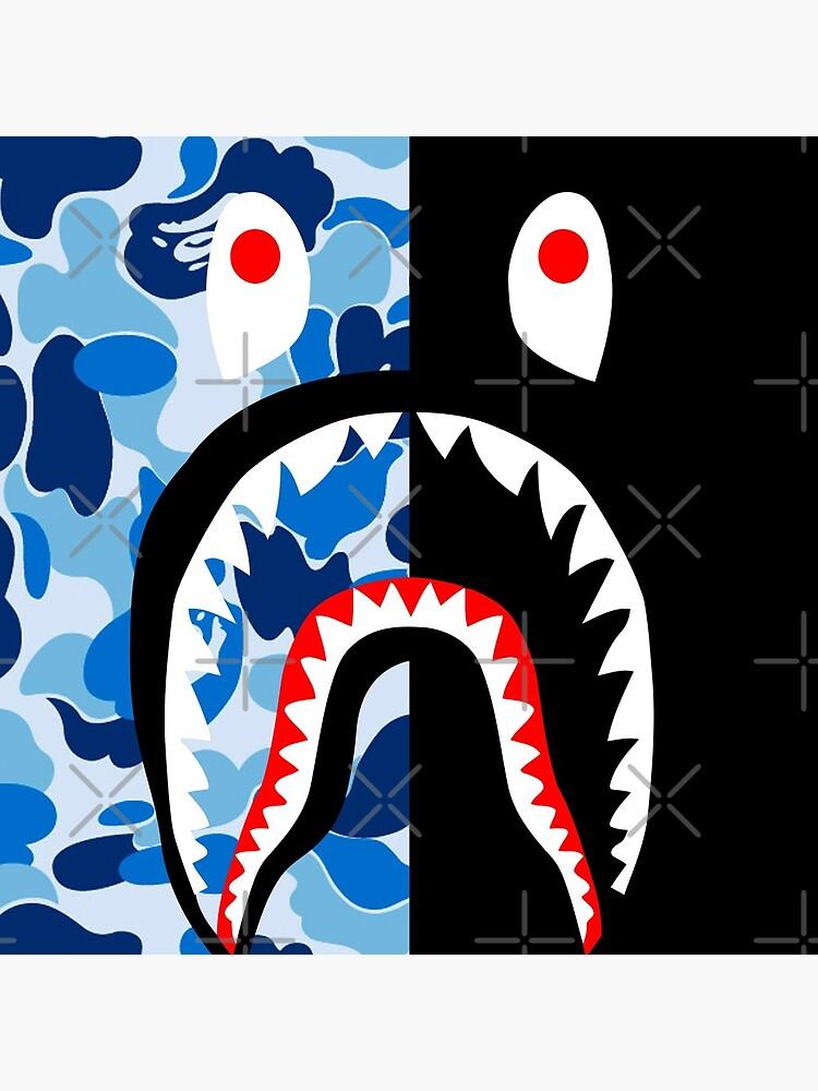 blue black blacky by shaiky