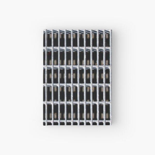 Metal Mesh Hardcover Journal