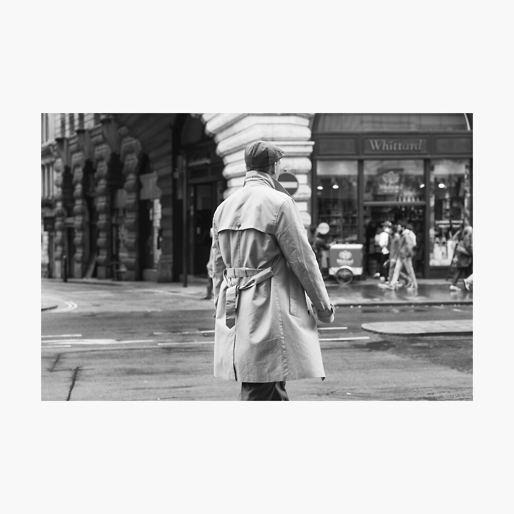 REGENT STREET, LONDON - 2018 Photographic Print
