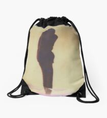 the thin man Drawstring Bag