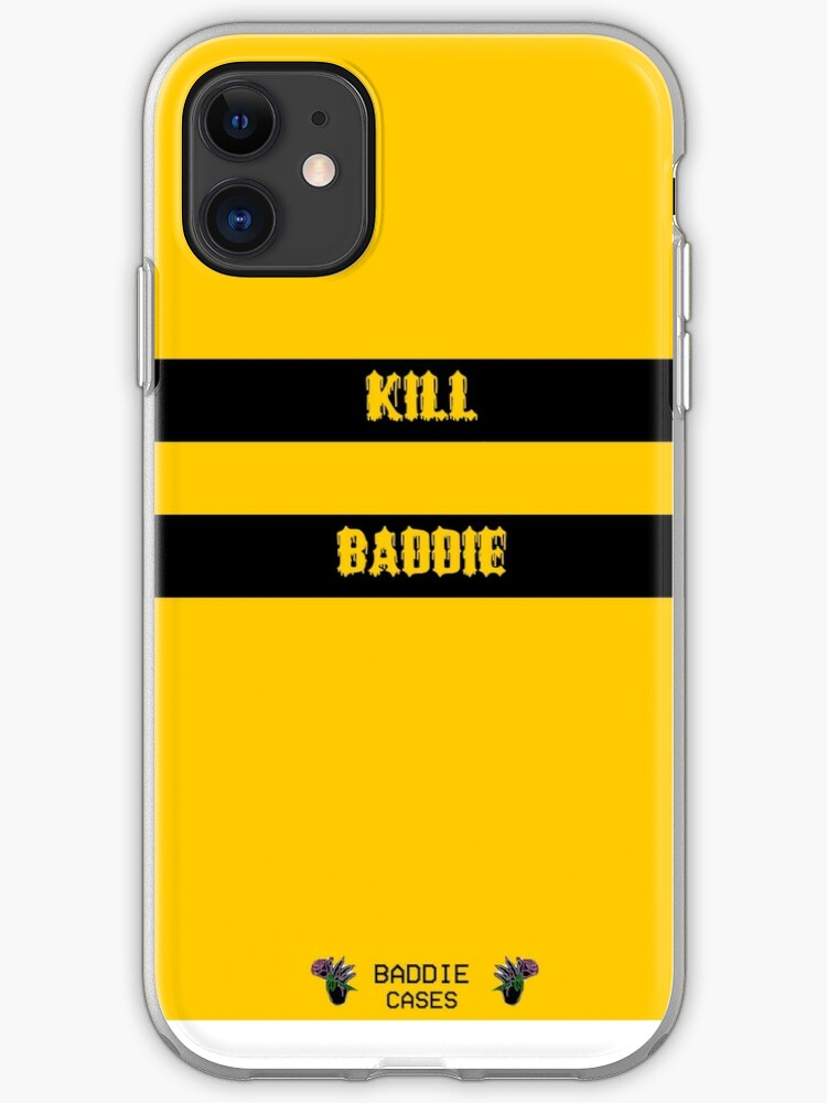 Kill Baddie Iphone Case Cover By Baddiecases Redbubble
