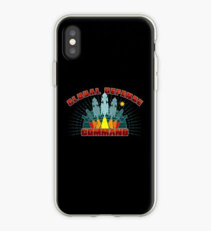 Global Defense Command - Dark iPhone Case