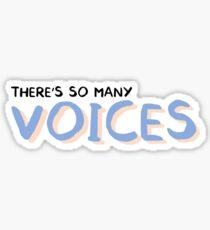 Stray kids VOICES Sticker