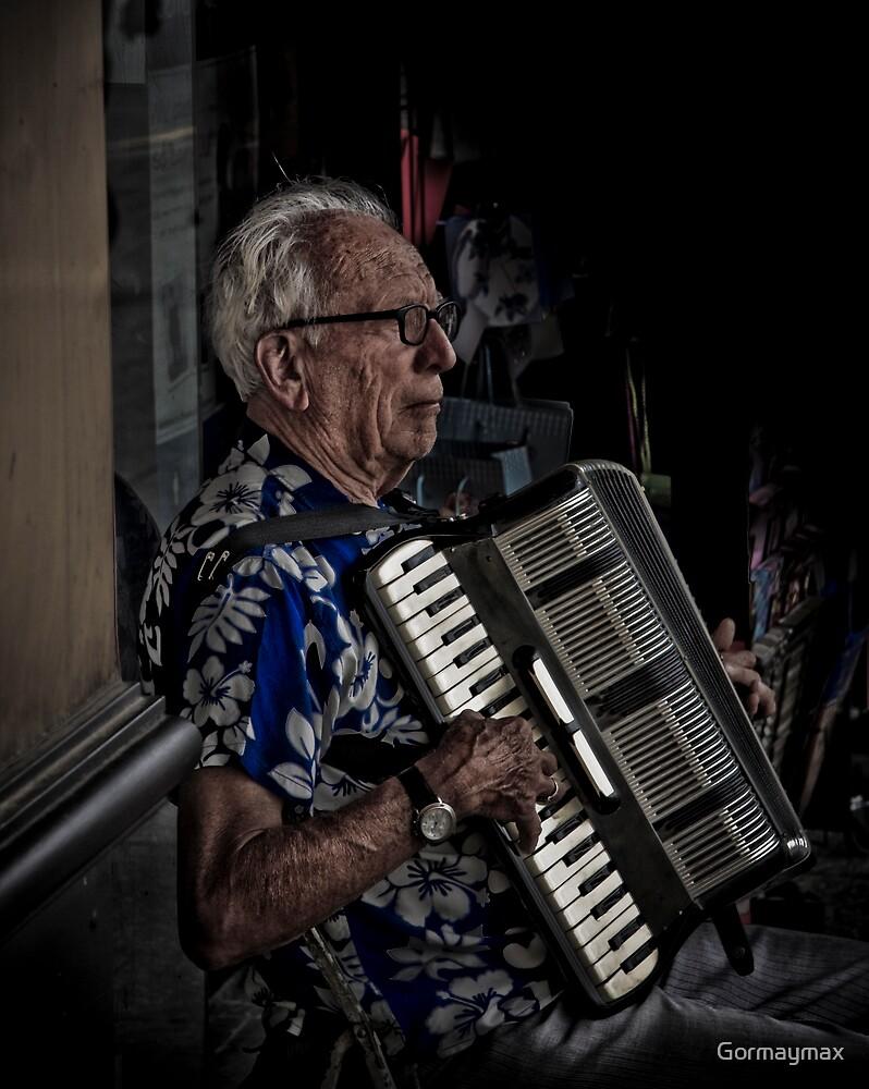 I am the 'Music Man' by Gormaymax