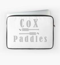 Cox Paddles Laptop Sleeve
