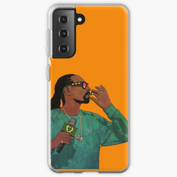 Snoop Samsung Galaxy Soft Case
