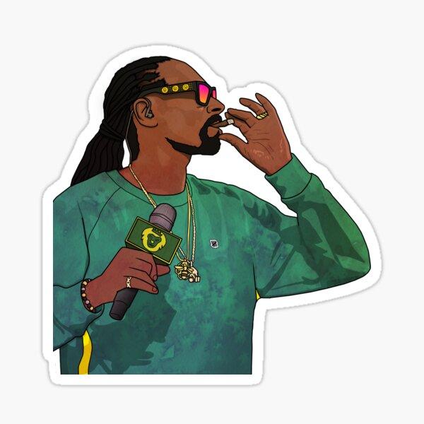 Snoop Sticker