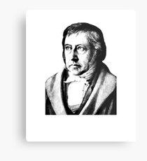 Sad Hegel - Nobody Understands Me Metal Print