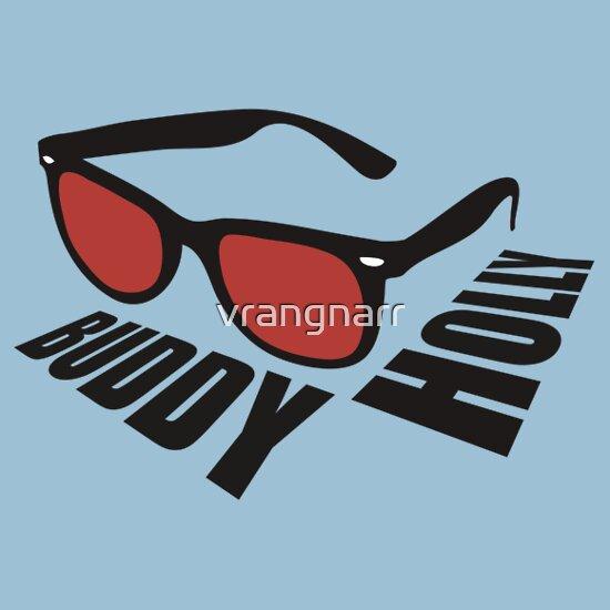 TShirtGifter presents: Buddy Holly