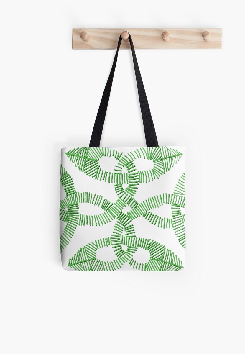 Green Irish Knot Design by irishguydesign