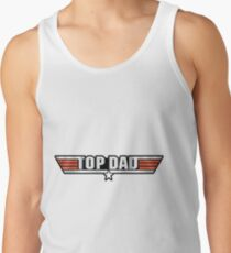 Top Dad Callsign Tank Top